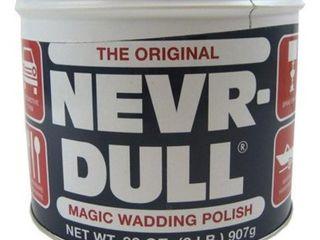 Nevr dull Metal Polish 32oz can   Never Dull
