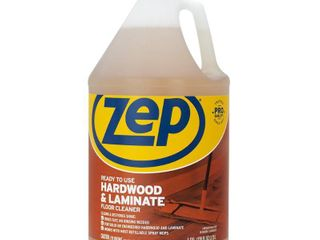 Enforcer ZUHlF128 128 Ounce Professional Strength Hardwood and laminate Floor Cleaner