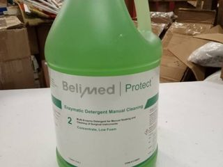 Belimed Protect Multi enzyme Detergent For Manual Cleaning 1 Gal
