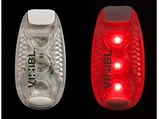 Vizibl V064r rouge Red Safety Clip light