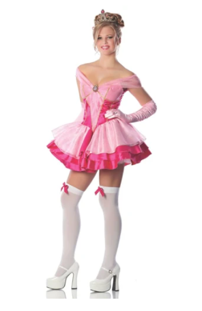 Delicious Sleeping Cutie Costume  Pink  Small Brand