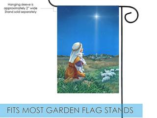 Shepherd s Watch Garden Flag