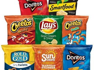 Frito lay Fun Times Mix Variety Pack  40 Count