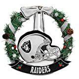 Oakland Raiders 20  Helmet Door Wreath