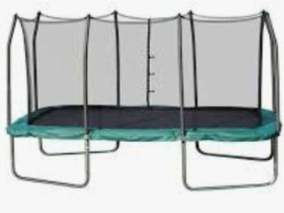 Safety Pad Only Skywalker Trampoline Safety Pad  spring Cover  8  X 14  Ck5017 Green