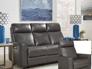 Homestyles by Flexsteel Nuova leather lEFT SEAT ONlY