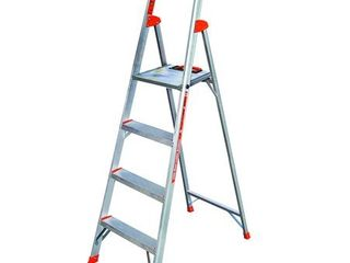 little Giant ladders  Flip N lite  6 Foot  Stepladder  Aluminum  Type 1A  300 lbs Rated  15270 001