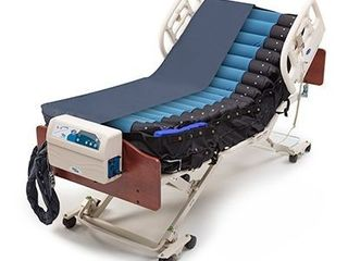 Invacare microAIR Alternating Pressure low Air loss Mattress System  600 lb  Weight Capacity  MA800   Retail   174 68 MATTRESS ONlY
