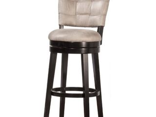 2 Hillsdale Furniture Kaede Counter Stool  Gray