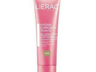 lierac Paris HydraChrono  Tinted Cream Gel