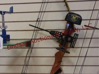 Browning Deluxe Nomad compound bow   Draw weight