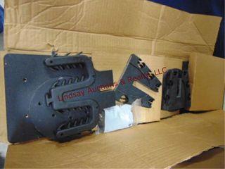 2   NEW gun   fish holder assembly for Dodge Ram