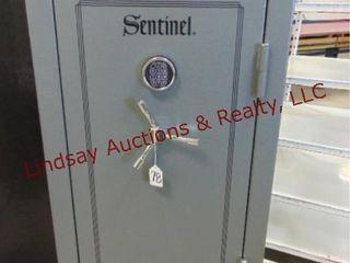 Stack on Sentinel fire proof gun safe