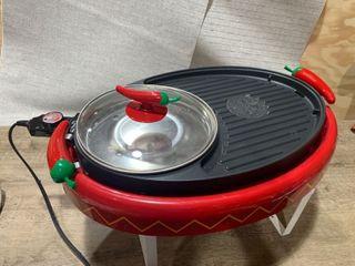 Hot Pepper Fajita Maker