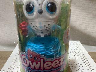 Owleez Interactive Pet