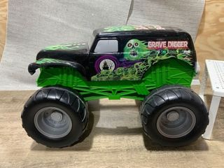 Grave Digger Toy