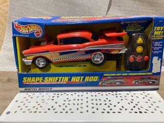 Shape Shifting Hot Wheel Hot Rod