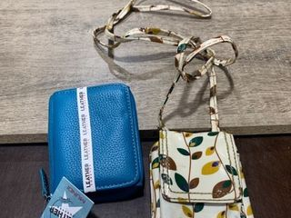 Crossbody Clutch purse and Wallet