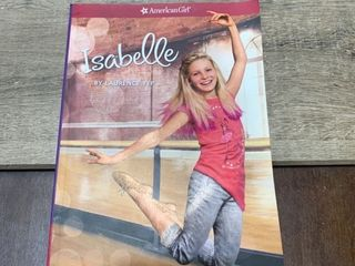 American Girl Book Isabelle