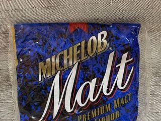 Michelob Malt Blow up bottle