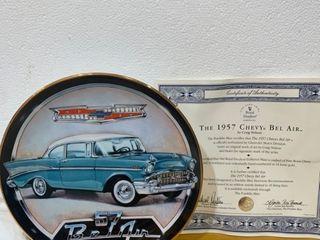 1957 Chevy Bel Air Franklin Mint
