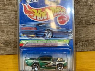 Hot Wheels Treasure Hunt Series