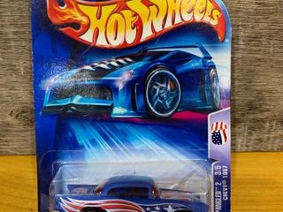 Hot Wheels Star Spangled 57 Chevy