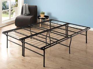 King Size 18 Inch Metal Platform Bed Frame   Crown Comfort  Retail 155 99