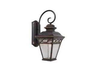 AA Warehousing Cheri 1 light Exterior light in Oil Rubbed Bronze