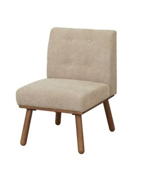 Simple living Playmate Armless Accent Chair  Retail 161 99