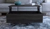 TUHOME Gambia lift Top Coffee Table  Retail 155 49