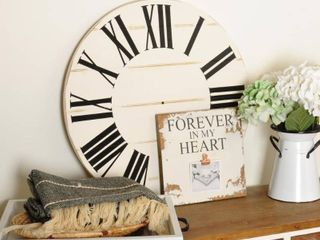 Farmhouse Roman Numeral Art Wall Hanging  Retail 108 99