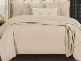 Afternoon Cafe luxury linen Supreme Duvet Cover and Insert Set  Retail 733 99