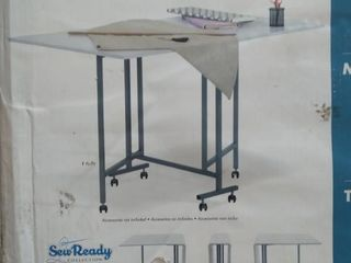 SD Studio Designs Craft and Cutting Table