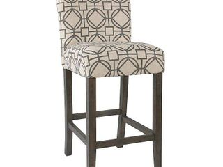 HomePop 29  Parsons Barstool   29 inches Retail 123 99
