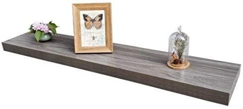 Homewell Wood Floating Shelves for Home Decoration