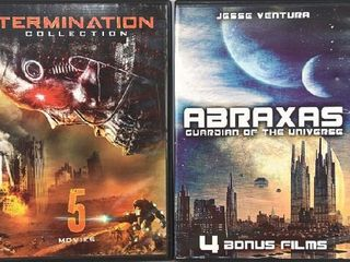 Termination Collection Abraxas Guardian of the Universe DVD