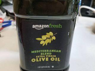 Amazonfresh Mediterranean Extra Virgin Olive Oil 68 Fl Oz 2 l