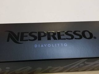 Nespresso Vertuoline Diavolitto Dark Roast Espresso Coffee