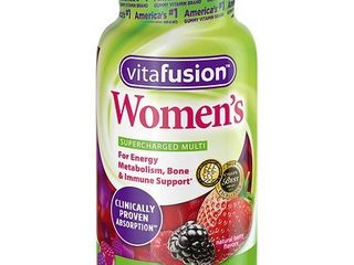 Vitafusion Women s Gummy Vitamins  150ct