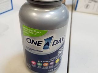 Bayer One A Day Men s 50  Complete Multivitamin 175 Tablets