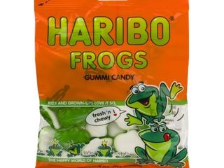 FROGS GUMMI CANDY 3 Pack