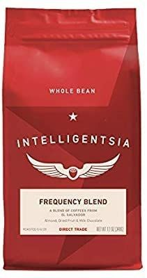 Intelligentsia Frequency Blend   12 Oz   Medium Roast  12 Ounce