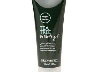 Paul Mitchell Tea Tree Firm Hold Unisex Gel  6 8 Ounce