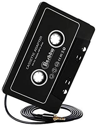 Reshow Cassette to Aux Adapter with Stereo Audio  Premium Car Audio Cassette Adapter