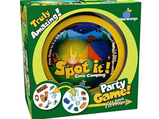 Spot It  Gone Camping Card Game
