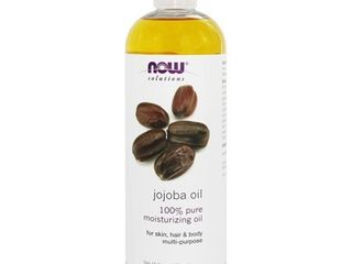 NOW Foods   Jojoba Oil Pure   16 oz