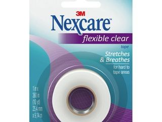 Nexcarea Flexible Clear Tape 771 1PK  1 in x 10 yds   Unit of Use