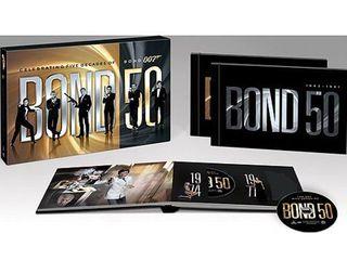 Bond 50  Celebrating 5 Decades of Bond