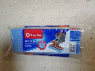 Freudenberg  O Cedar Big Easy Flat Sponge Mop Replacement   Mop NOT INClUDED